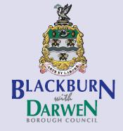 Blackburn with Darwen Council Logo